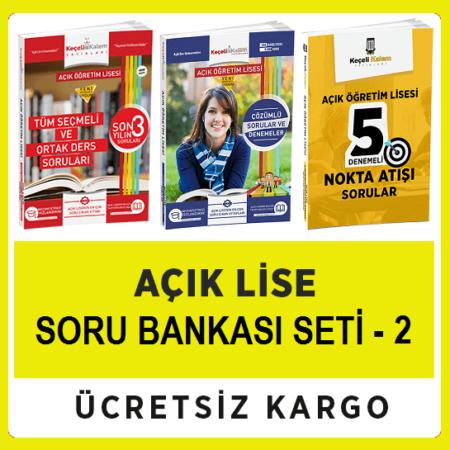 SORU BANKASI SETİ-2